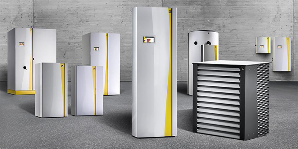 De warmtepomp:  duurzame installatie,  moeizame doorbraak