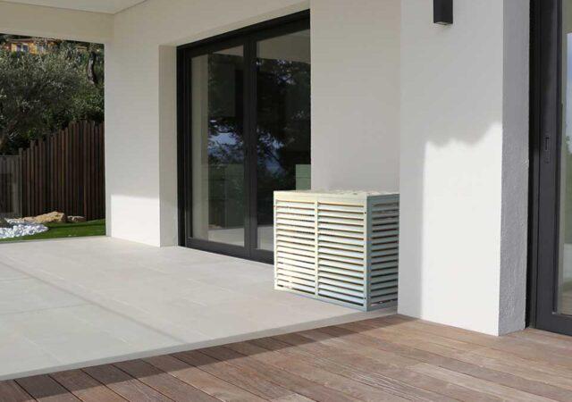 Alixo-Premium-white-aluminium-airco-cover