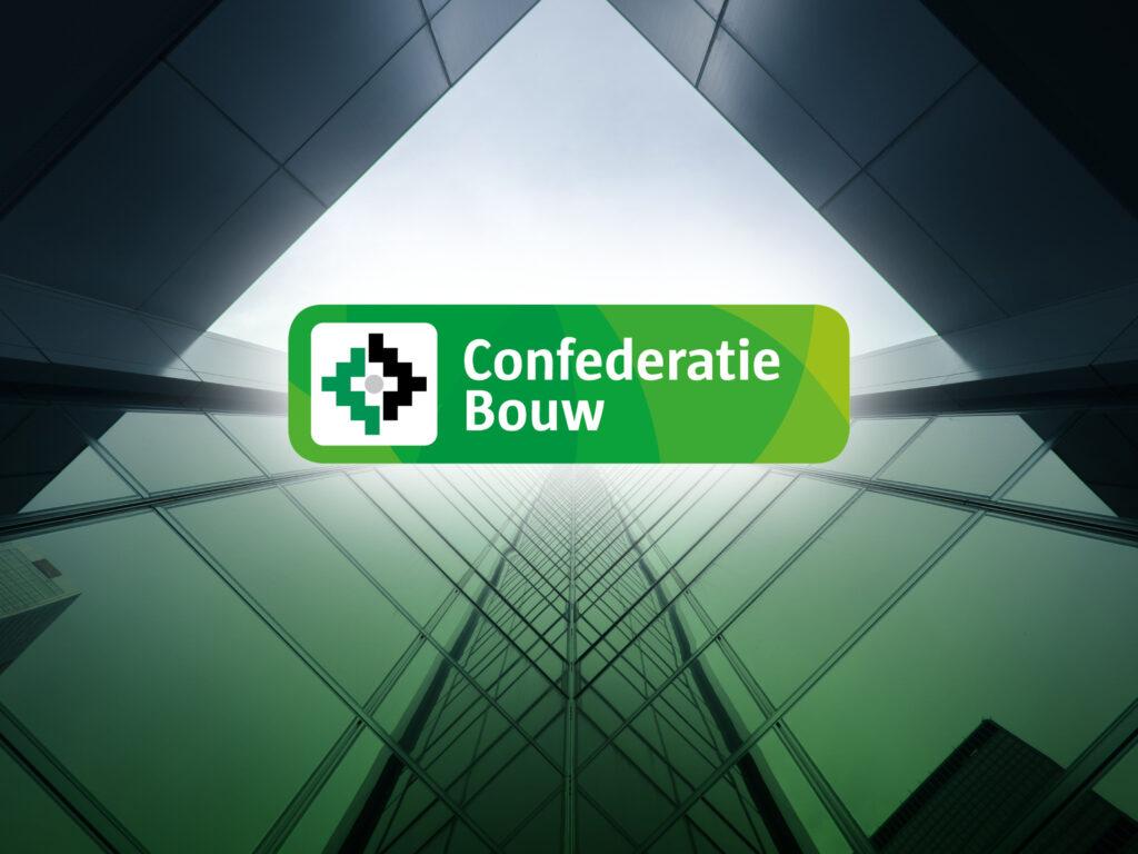 Confederatie Bouw wall